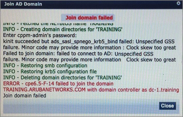 Free Download HPE6-A07 Examp Dump: Aruba Certified ClearPass